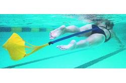 StrechCordz Drag Belt - Тормозной пояс для плавания с парашютом, Тренажеры - в интернет магазине спортивных товаров Tri-sport!