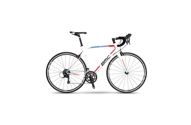 Велосипед шоссейный BMC Teammachine ALR01 Sora CT White 2016, Шоссейные - в интернет магазине спортивных товаров Tri-sport!