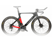 Wilier Turbine Crono'19 Dura Ace Di2 Disc Comete Pro Carbon SL / Велосипед для триатлона