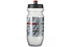 Фляга Syncros Corporate 2.0 clear/neon red 0.55L, Фляги - в интернет магазине спортивных товаров Tri-sport!
