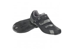 Велообувь Road Pro matt black/gloss grey SCT17, Велообувь шоссе - в интернет магазине спортивных товаров Tri-sport!