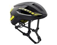 Scott Centric PLUS black/yellow RC / Шлем велосипедный