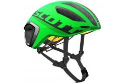 Scott Cadence PLUS green flash/black / Шлем SCT17, Шлемы - в интернет магазине спортивных товаров Tri-sport!