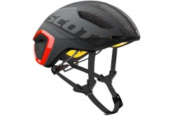 Scott Cadence PLUS dark grey/red / Шлем SCT17, Шлемы - в интернет магазине спортивных товаров Tri-sport!
