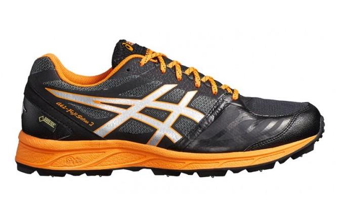 Asics GEL-Fujisetsu 2 GTX / Мужские внедорожные кроссовки, С мембраной - в интернет магазине спортивных товаров Tri-sport!