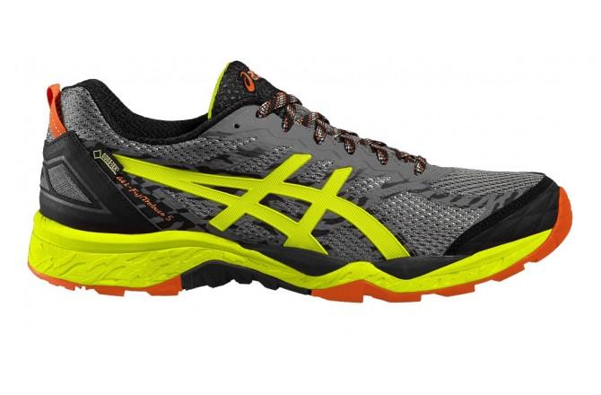 Asics GEL-Fujitrabuco 5 GTX / Мужские внедорожные кроссовки, С мембраной - в интернет магазине спортивных товаров Tri-sport!