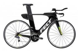 FELT  IA3 Matte Carbon 2018 / Велосипед для триатлона, Велосипеды - в интернет магазине спортивных товаров Tri-sport!