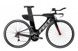 FELT  IA10 Matte Carbon 2018 / Велосипед для триатлона, Велосипеды - в интернет магазине спортивных товаров Tri-sport!