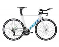 FELT B12 White 2018 / Велосипед для триатлона