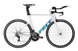 FELT B12 White 2018 / Велосипед для триатлона, Для триатлона - в интернет магазине спортивных товаров Tri-sport!