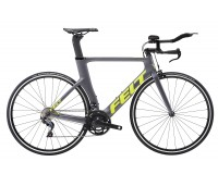 FELT B14 Matte Charcoal 2018 / Велосипед для триатлона