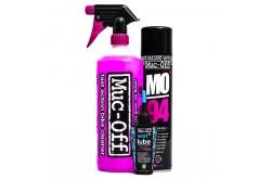MUC-OFF Wash, Protect and Lube / Набор (б/р), Смазки - в интернет магазине спортивных товаров Tri-sport!