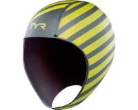 TYR Hi-Vis Neoprene Swim Cap \ Шапочка для плавания