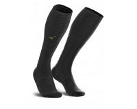 Compressport Full Socks Oxygen Black Edition / Компрессионные ультратонкие гольфы