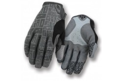 Перчатки GIRO DND, длин.пальцы, черн/уголь, L, Перчатки - в интернет магазине спортивных товаров Tri-sport!