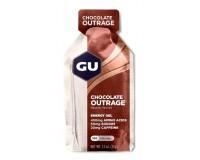 GU Gel шоколадное безумие /  Гель энергетический