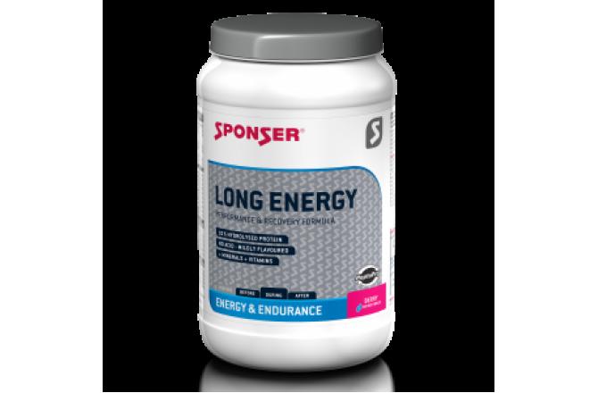 Sponser Long Energy Ягода / Изотоник (1.2kg), Изотоники - в интернет магазине спортивных товаров Tri-sport!