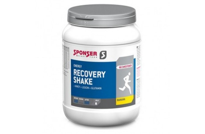 Sponser Recovery Shake Ваниль / Восстановительный комплекс (900g), Восстановительные препараты - в интернет магазине спортивных товаров Tri-sport!