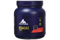 MULTIPOWER BCAA 2:1:1 Powder Вишневая бомба 400g, Аминокислотные комплексы и ВСАА - в интернет магазине спортивных товаров Tri-sport!