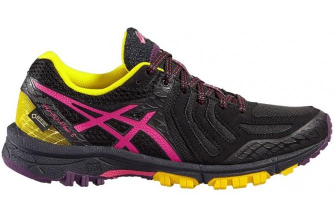 Asics GEL-FUJIATTACK  5  G-TX  (W)   /Кроссовки внедорожники женские, Кроссовки для бега осенью и зимой - в интернет магазине спортивных товаров Tri-sport!