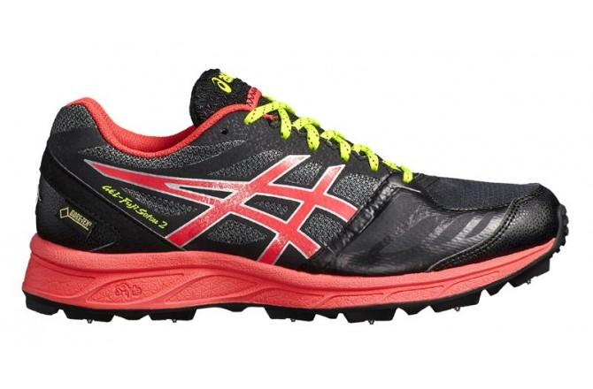 Asics GEL-Fujisetsu 2 GTX W / Женские внедорожные кроссовки, С мембраной - в интернет магазине спортивных товаров Tri-sport!