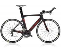 Wilier Blade Crono'18 105 Cosmic Elite черный/красный / Велосипед для триатлона