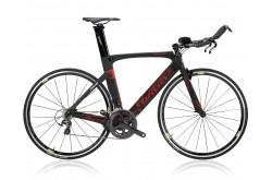 Wilier Blade Crono'18 105 Cosmic Elite черный/красный / Велосипед для триатлона, Для триатлона - в интернет магазине спортивных товаров Tri-sport!