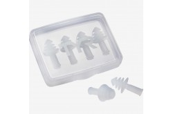 TYR Ergo Flex Ear Plugs - 4 Pack (2 Pairs) / Беруши для бассейна,  в интернет магазине спортивных товаров Tri-sport!