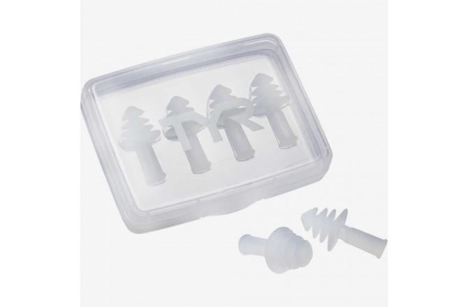 TYR Ergo Flex Ear Plugs - 4 Pack (2 Pairs) / Беруши для бассейна, Аксессуары для плавания - в интернет магазине спортивных товаров Tri-sport!