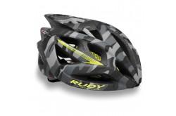 Rudy Project Airstorm Grey Camo/Yellow Fluo Matt S/M / Шлем, Шлемы шоссейные - в интернет магазине спортивных товаров Tri-sport!