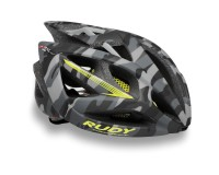 Rudy Project AIRSTORM GREY CAMO/YELLOW FLUO MATTE S/M / Каска