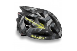 Rudy Project Airstorm Grey Camo/Yellow Fluo Matte L / Шлем, Шлемы шоссейные - в интернет магазине спортивных товаров Tri-sport!