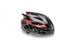 Rudy Project Rush Black - Red Fluo Shiny S / Шлем, Шлемы шоссейные - в интернет магазине спортивных товаров Tri-sport!