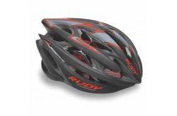 Rudy Project STERLING BLACK - RED FLUO MATT L / Каска, Очки - в интернет магазине спортивных товаров Tri-sport!
