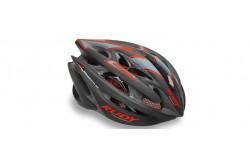 Каска Rudy Project STERLING BLACK - RED FLUO MATT S/M, Шлемы - в интернет магазине спортивных товаров Tri-sport!