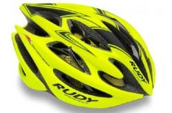 Rudy Project Sterling Yellow Fluo - Black Matt L / Шлем, Шлемы шоссейные - в интернет магазине спортивных товаров Tri-sport!