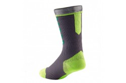 SealSkinz MTB Thin Mid with Hydrostop lime/ Носки унисекс, Шапки, перчатки, носки - в интернет магазине спортивных товаров Tri-sport!