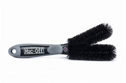 MUC-OFF Individual Brush - 2 Prong / Щетка двухваликовая щетка, Смазки - в интернет магазине спортивных товаров Tri-sport!