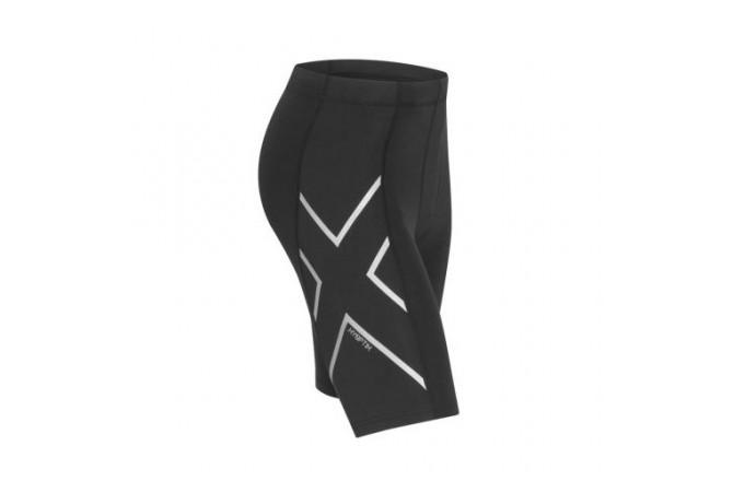 Компрессионные шорты мужские 2XU Men's Hyoptik Compression Shirts, Шорты - в интернет магазине спортивных товаров Tri-sport!