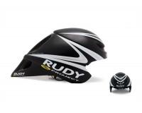 Rudy Project Chrono Wingspan Black/White/Silv Unisize / Шлем