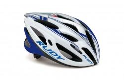 Rudy Project Zuma White/Silver/Blue Shiny L / Шлем, Шлемы шоссейные - в интернет магазине спортивных товаров Tri-sport!
