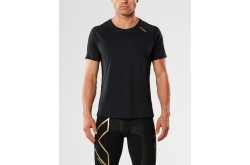 2XU GHST Short Sleeve Top / Мужская футболка для бега, Футболки короткий рукав - в интернет магазине спортивных товаров Tri-sport!