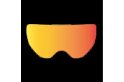 Rudy Project WING57 MLS Orange / Визор для шлема съемный, Шлемы - в интернет магазине спортивных товаров Tri-sport!