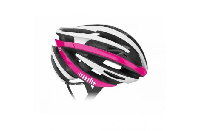 Zerorh+ ZY Woman (Matt White-Arrow Shiny Pink-Bridge Matt Black) / Шлем велосипедный, Шлемы - в интернет магазине спортивных товаров Tri-sport!