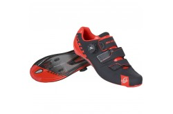 Scott Road Premium black/neon red gloss, Велообувь шоссе - в интернет магазине спортивных товаров Tri-sport!