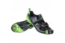 Scott Tri Pro black/neon green / Велотуфли для триатлона, Велотуфли для триатлона - в интернет магазине спортивных товаров Tri-sport!