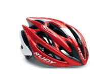 Каска Rudy Project STERLING RD RED/WHITE/BLACK SHINE S-M