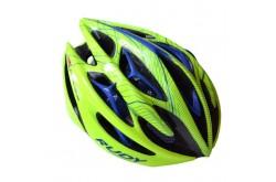 RP STERLING YELL/BLUE FLUO MATTE L / Каска, Шлемы - в интернет магазине спортивных товаров Tri-sport!
