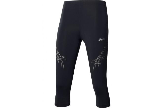 Asics FW16 Stripe Knee Tight \ Тайтсы 3\4 для бега женск., Тайтсы и штаны - в интернет магазине спортивных товаров Tri-sport!