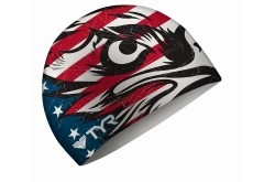 TYR PATRIOT SILICONE CAP / шапочка для плавания, Шапочки - в интернет магазине спортивных товаров Tri-sport!